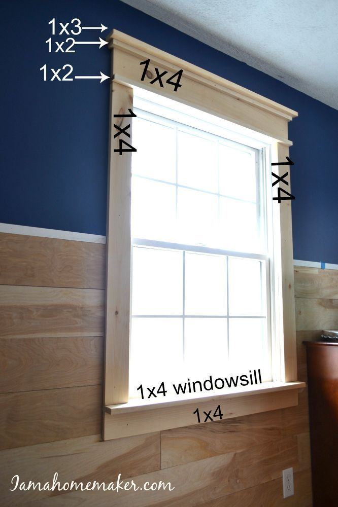 How To Make Wood Window Valances