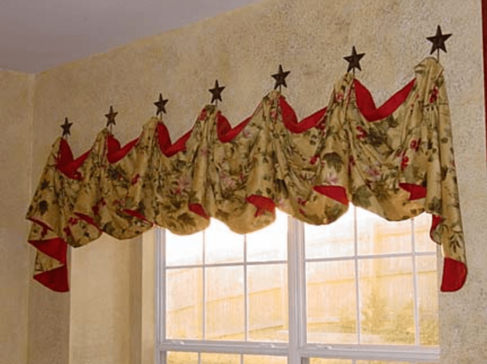 How To Sew A Simple Valance