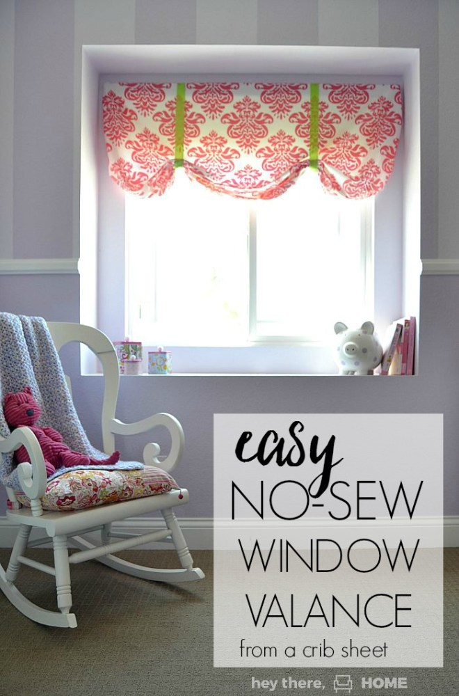 How To Sew A Valance