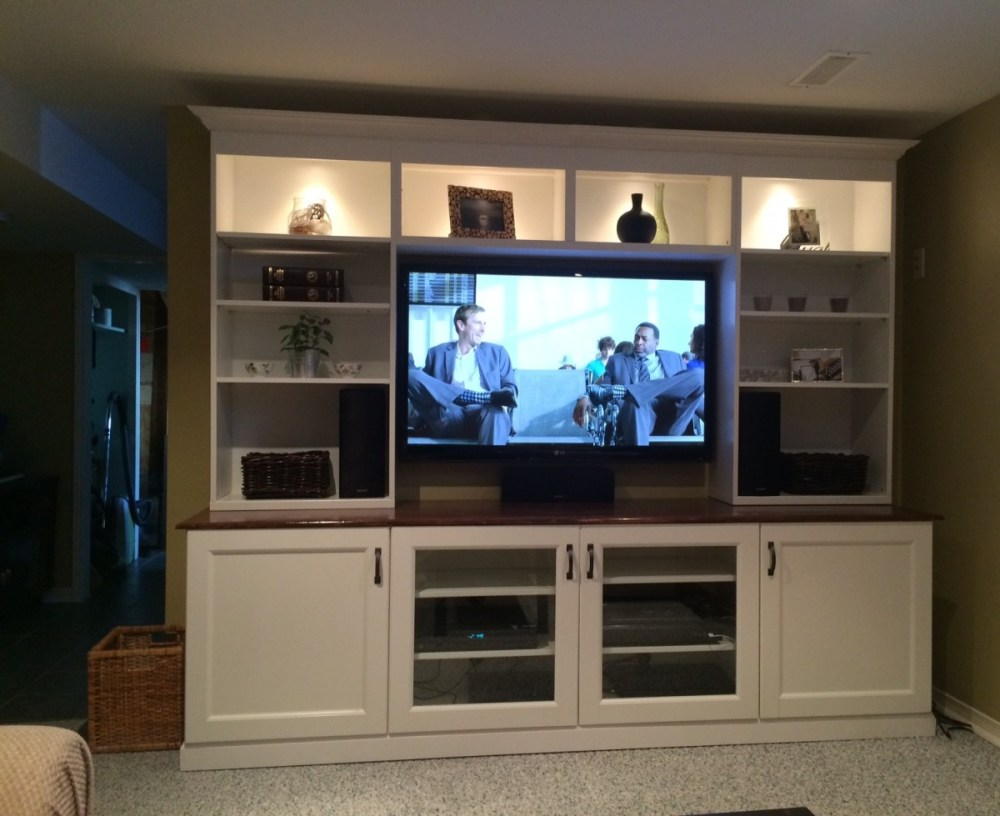 Ikea Besta Tv Stand Wall Mount