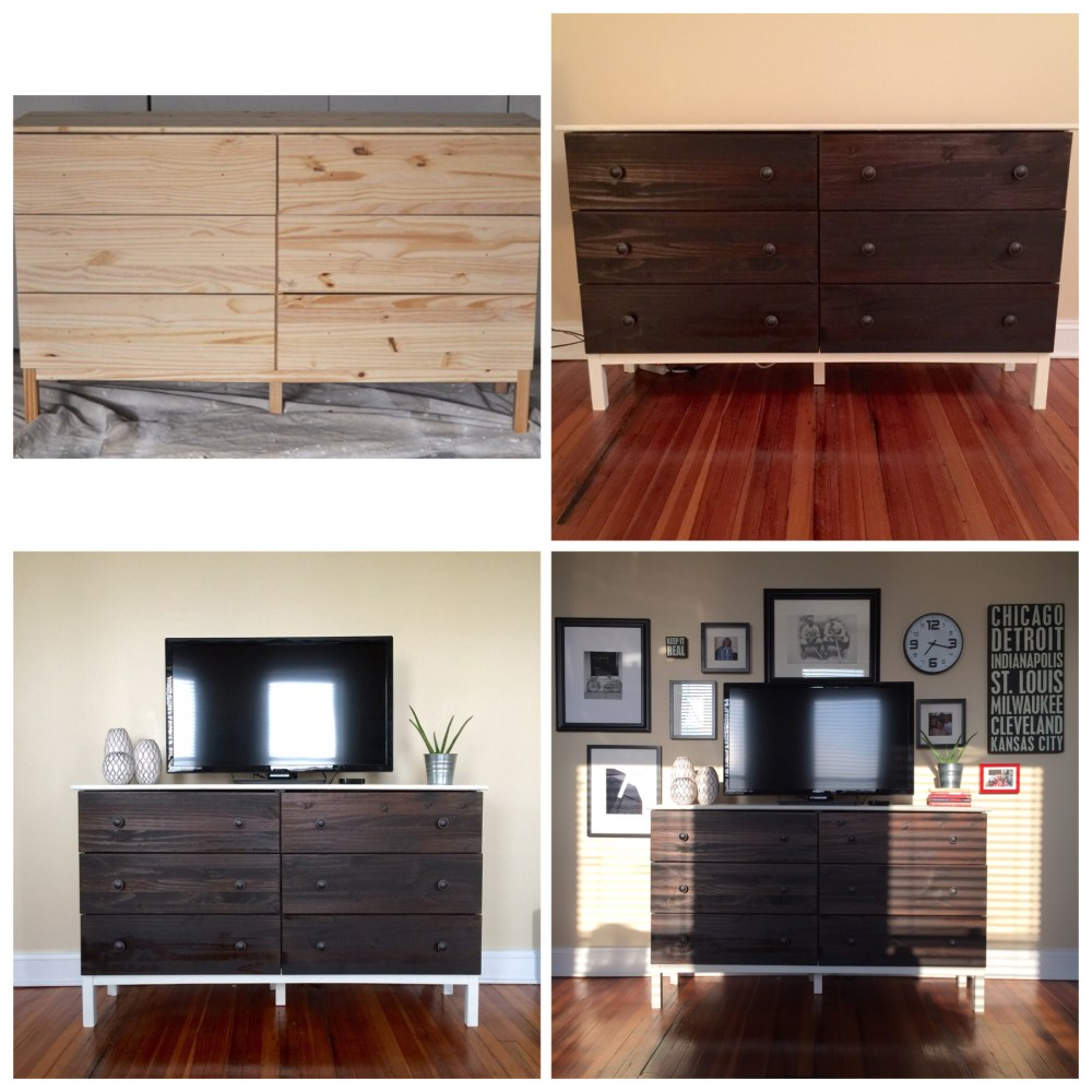 Ikea Dresser As Tv Stand