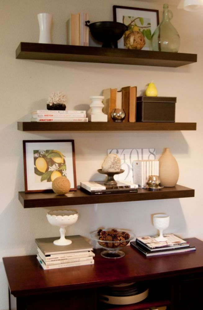 Ikea Floating Shelves Ideas
