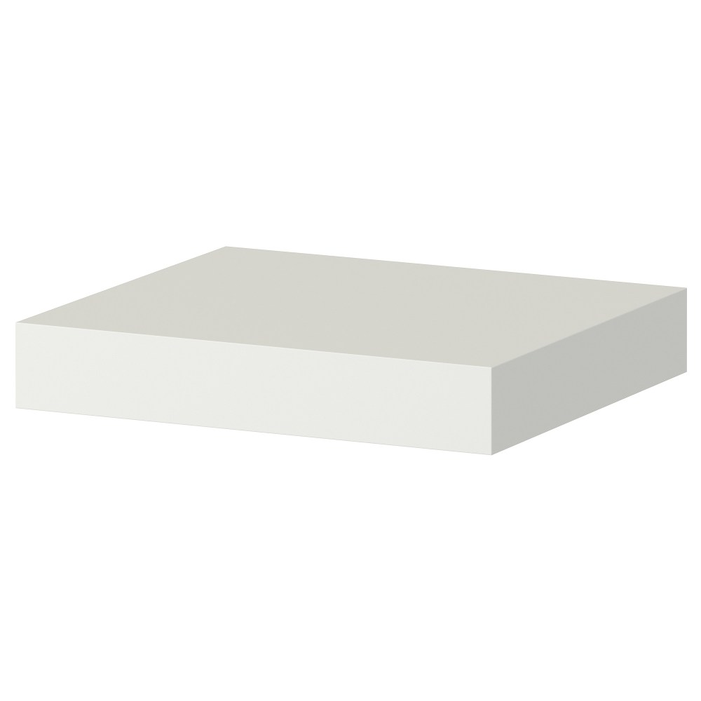 Ikea Floating Shelves White