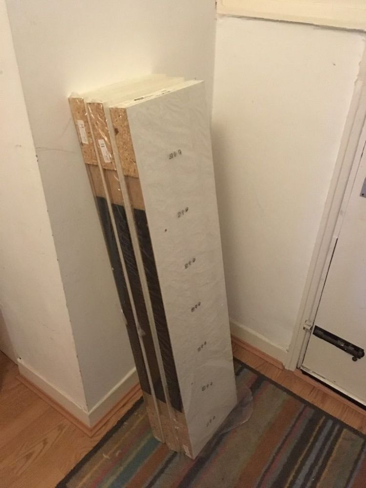 Ikea Free Floating Shelves