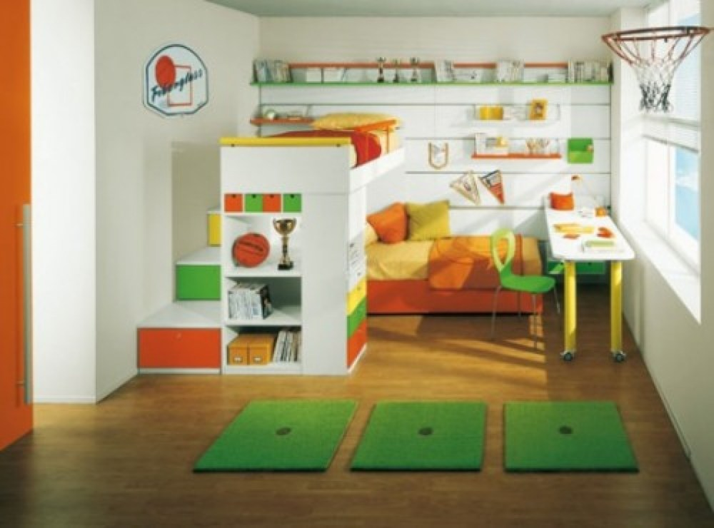 Ikea Kid Bedroom