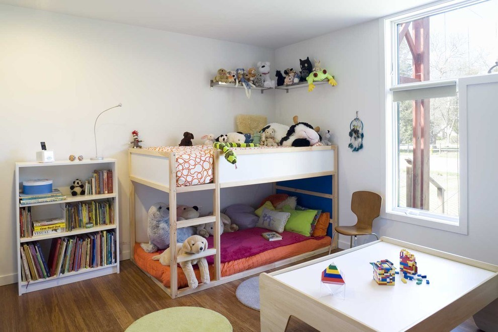 Ikea Kids Bunk Bed With Desk