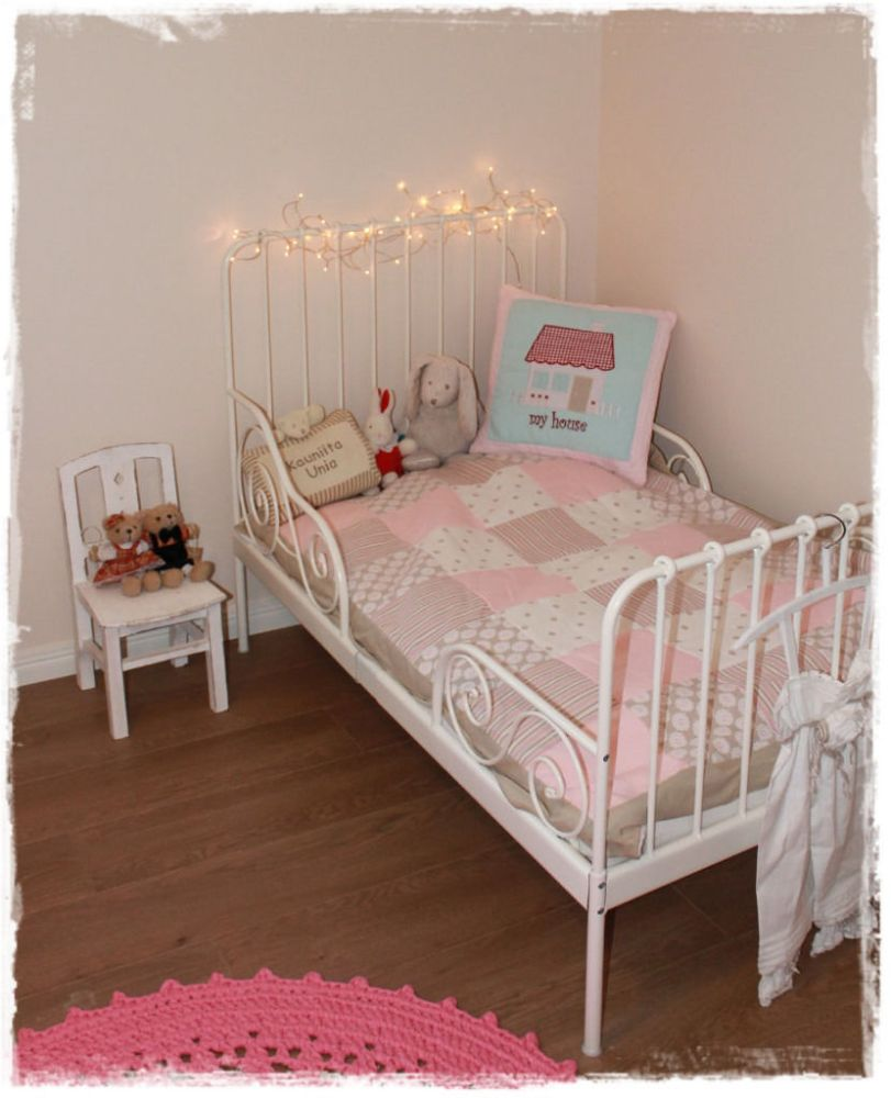 Ikea Kids Metal Bed
