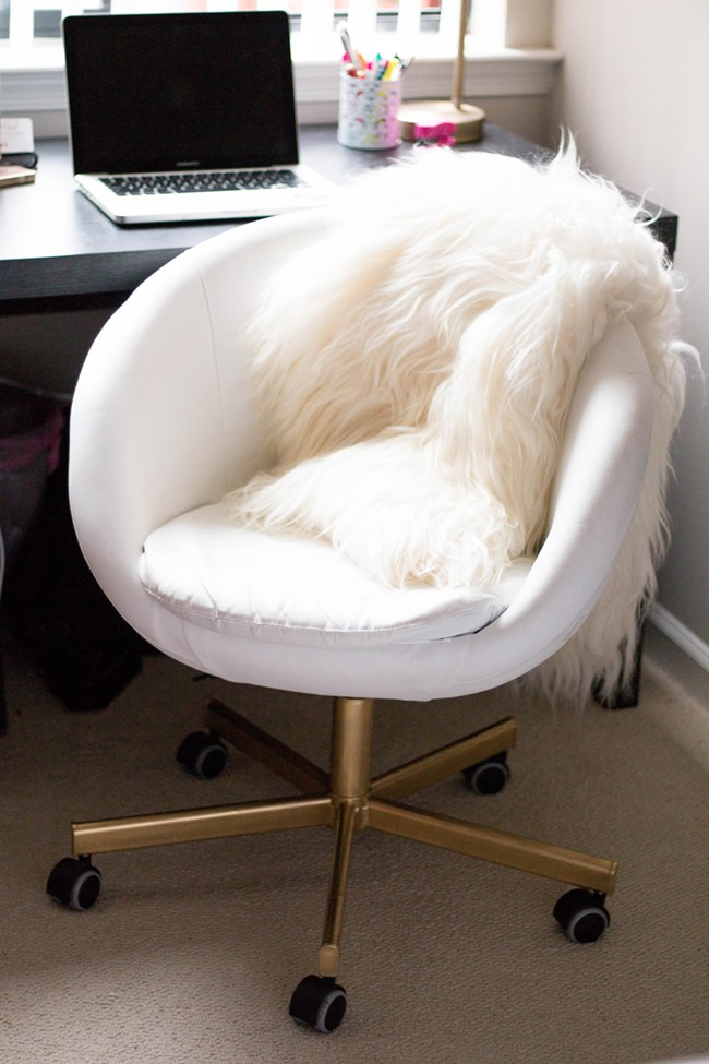 Ikea Office Chair Hack