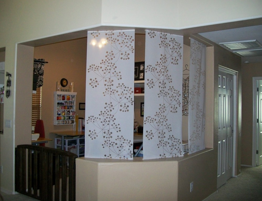 Ikea Room Divider Curtain Panels