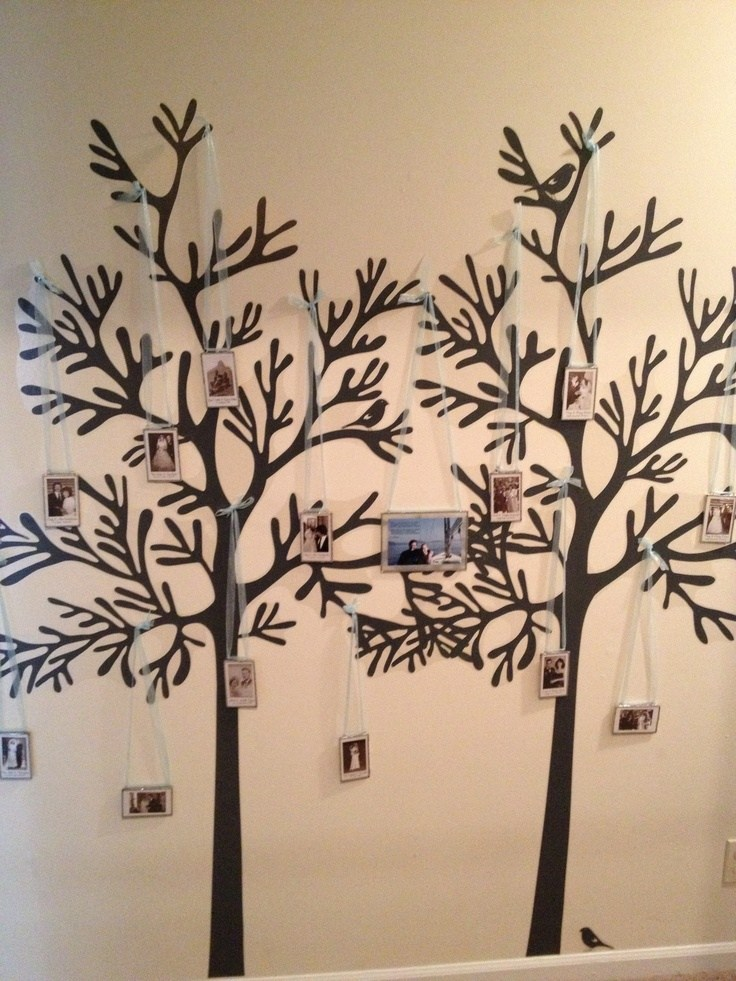 Ikea Tree Wall Decal