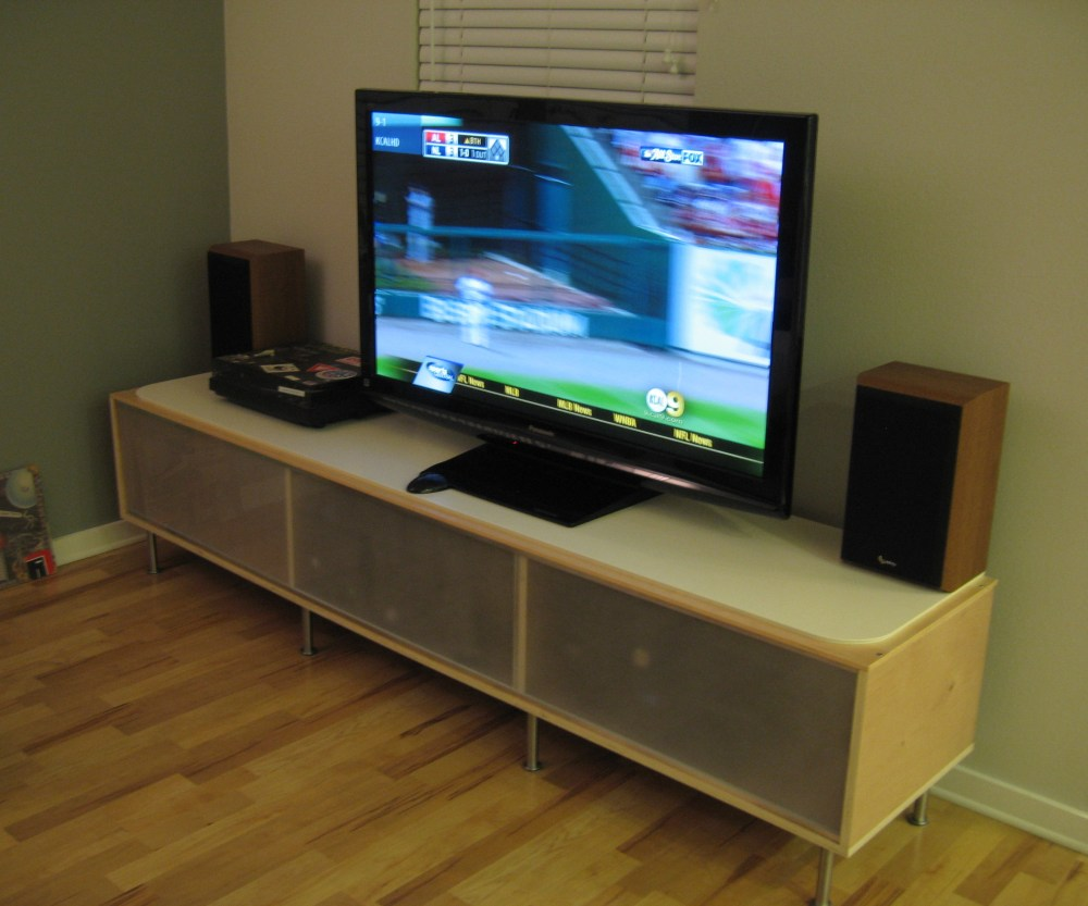 Ikea Tv Stand Cabinet