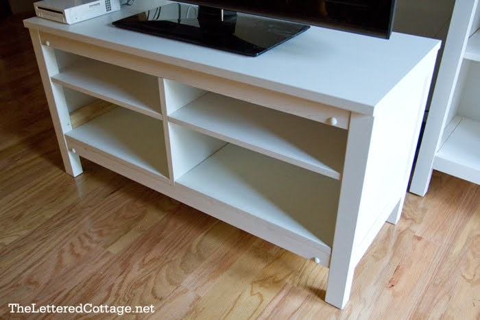 Ikea Tv Stands White