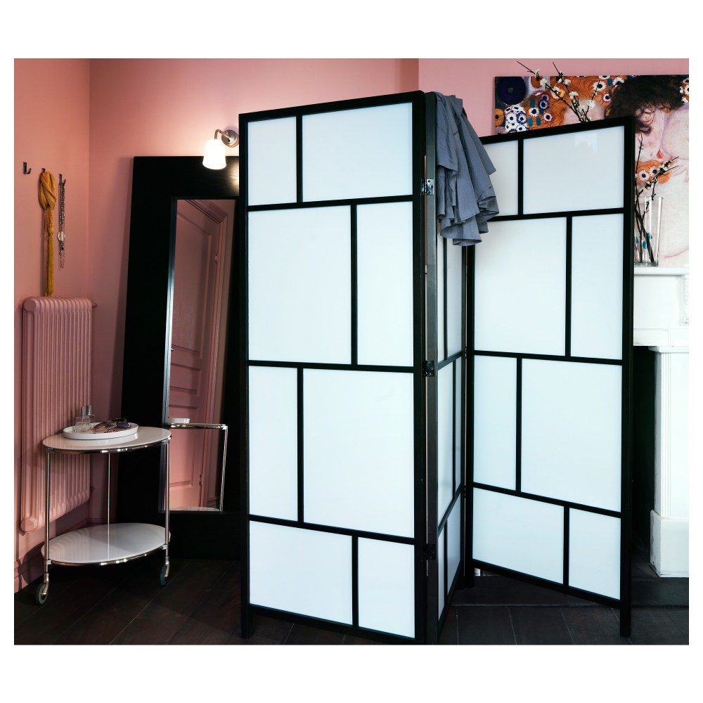 Ikea White Room Divider