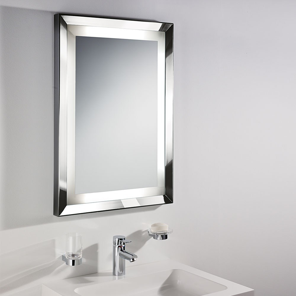 Illuminated Bathroom Mirrors Amazon
