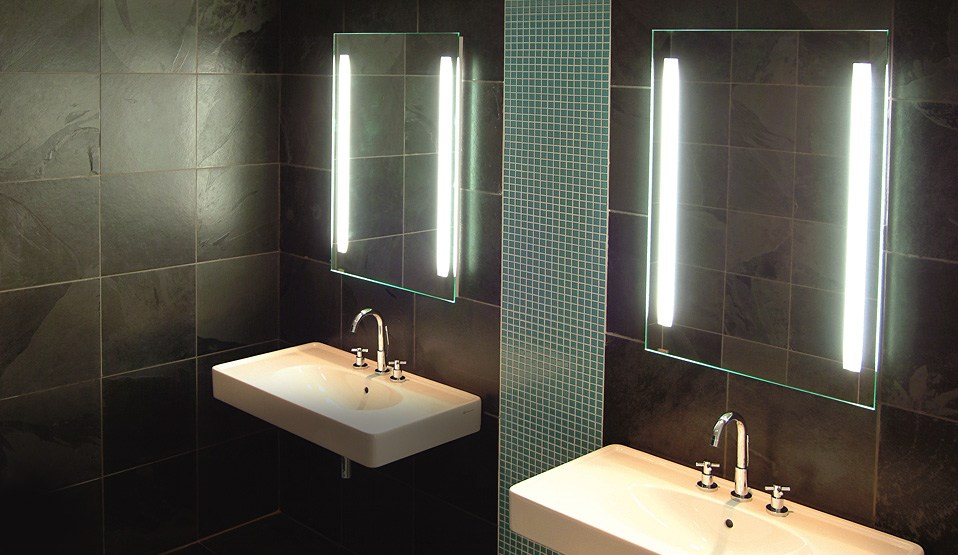Illuminated Bathroom Mirrors Australia