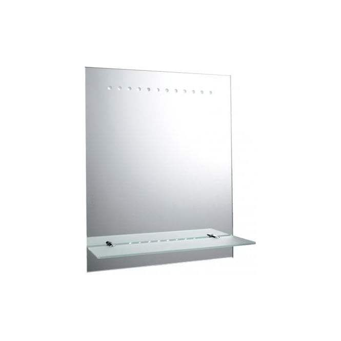 Illuminated Bathroom Mirrors Battery Operated