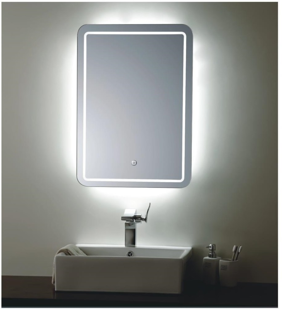 Illuminated Bathroom Mirrors With Demister
