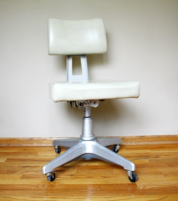 Industrial Chic Office Chair