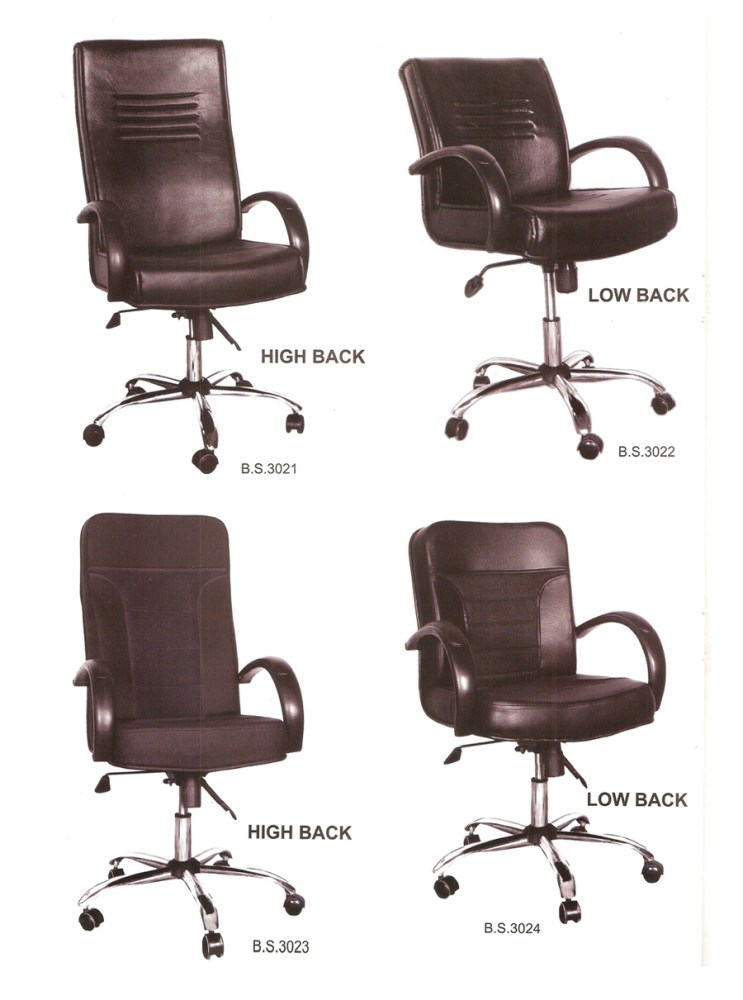 Industrial Office Chairs