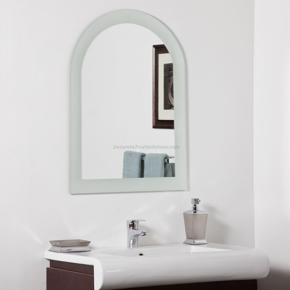 Inexpensive Bathroom Mirrors