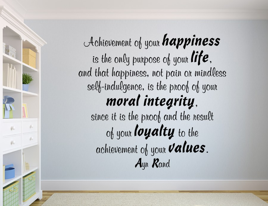 Inspirational Wall Decal Quotes