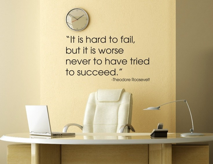 Inspirational Wall Decals For Office