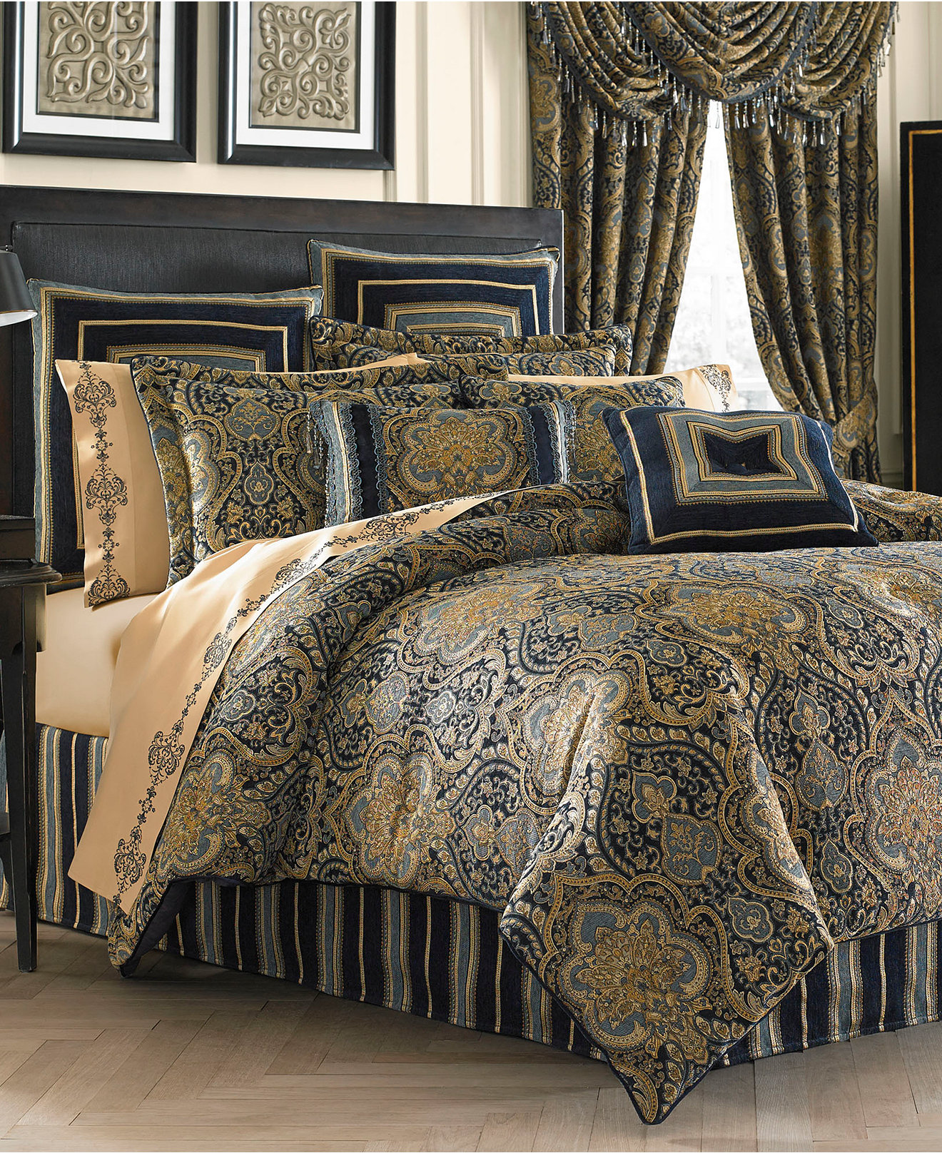 J Queen New York Comforter Sets