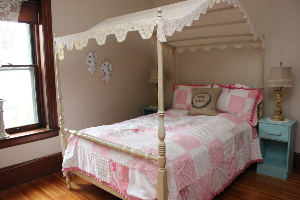Kid Bed Canopy Tent