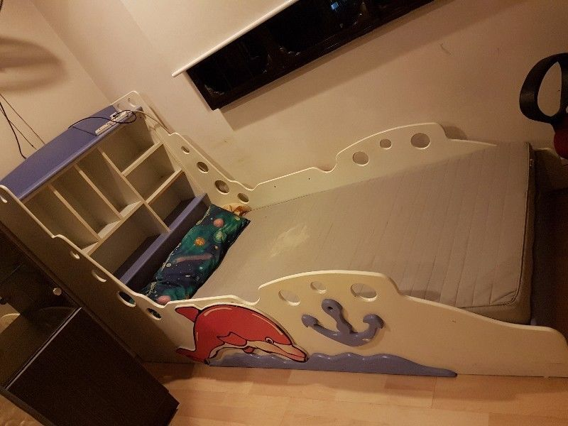 Kid Bed Frame Singapore