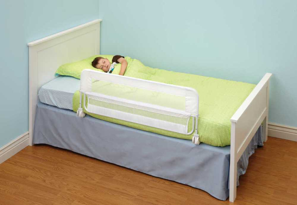 Kid Bed Rails