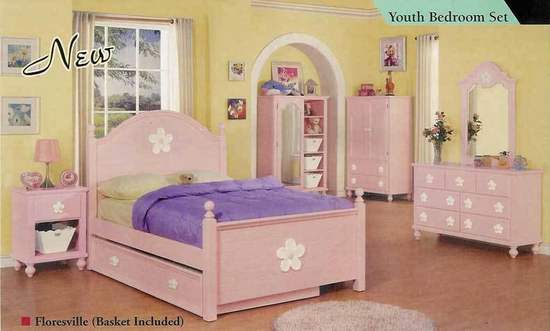 Kid Full Bedroom Sets
