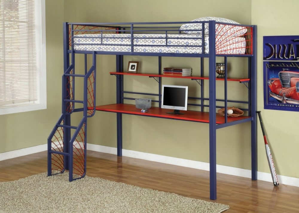 Kid Loft Beds With Desk