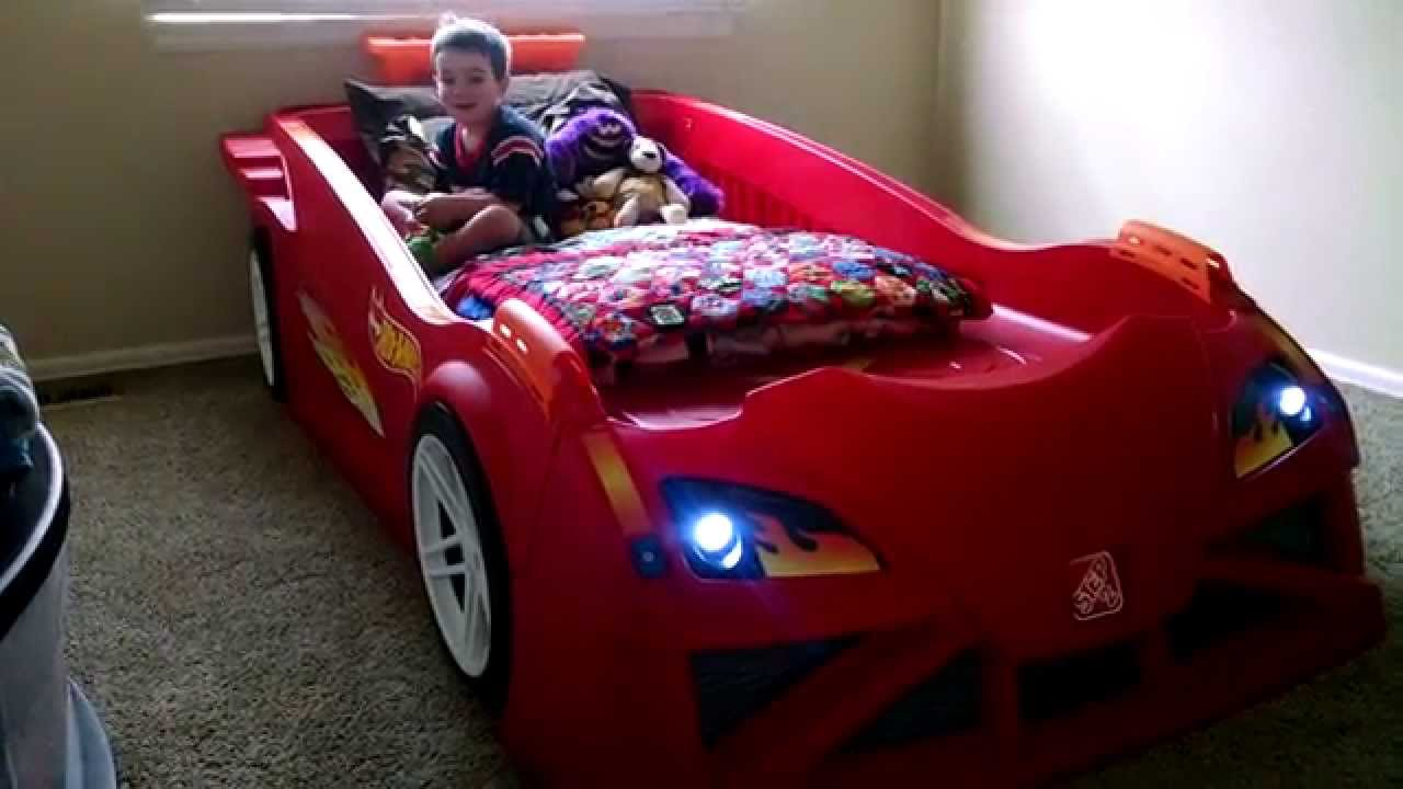 Kid Race Car Bed