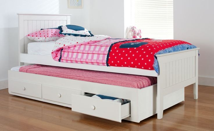 Kid Trundle Bed Set