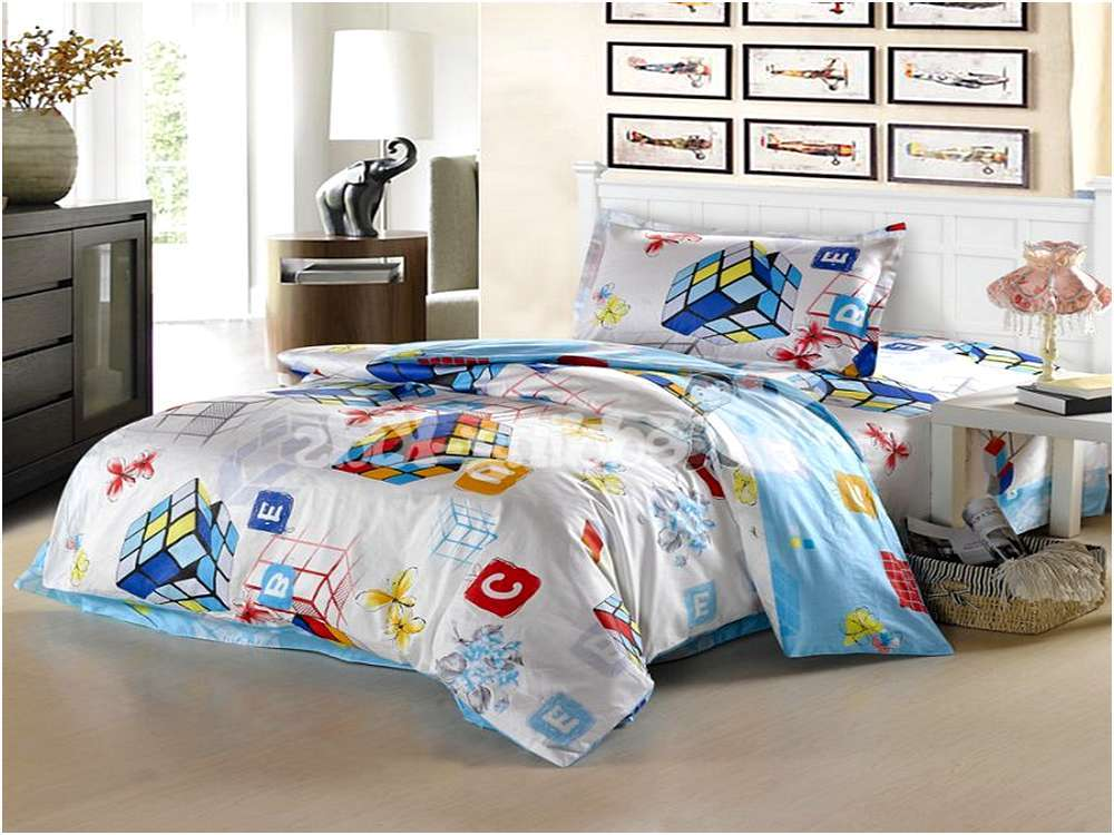 Kid Twin Bedding Sets
