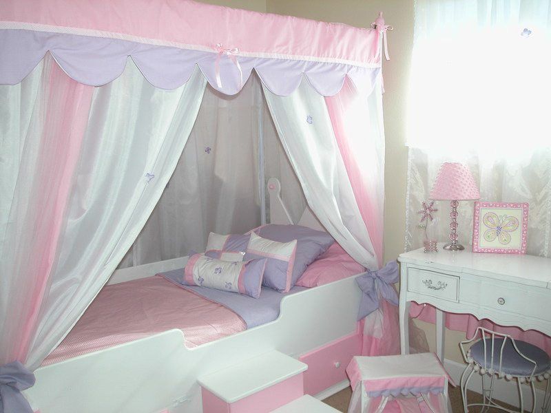Kids Bed Canopy Ideas