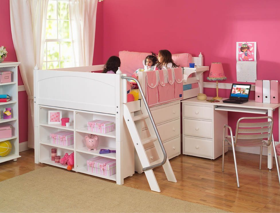 Kids Bed For Girls