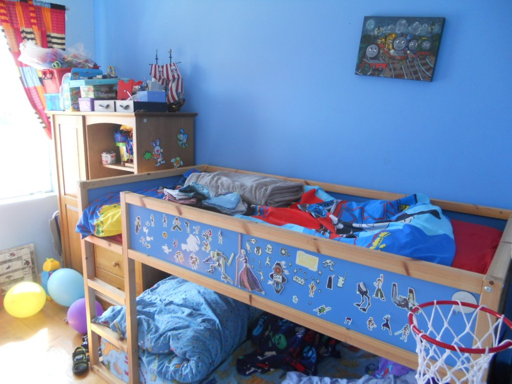Kids Bed Room For Boys