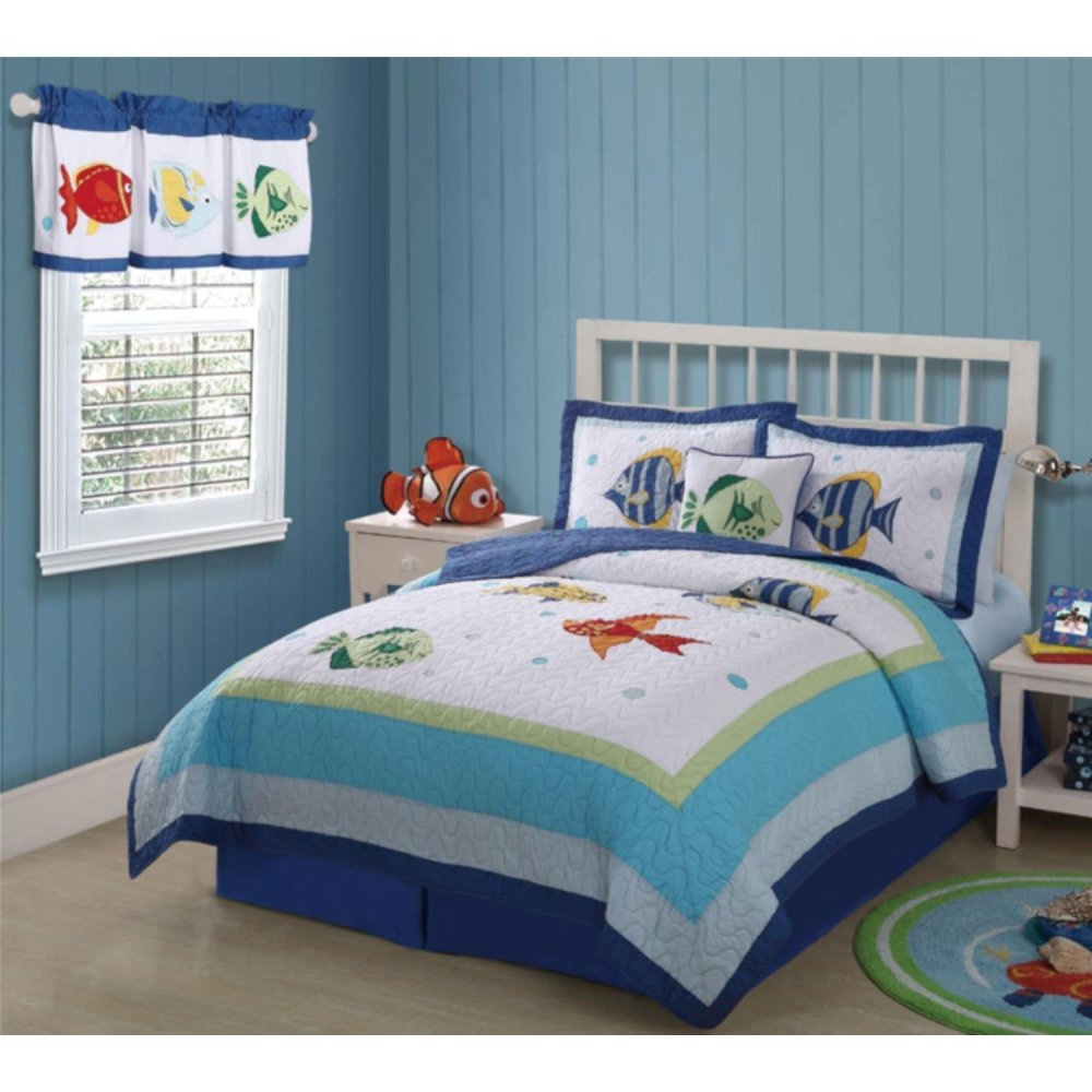 Kids Bed Set Twin