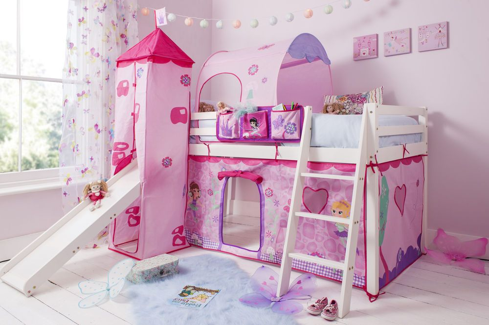 Kids Bed Slide
