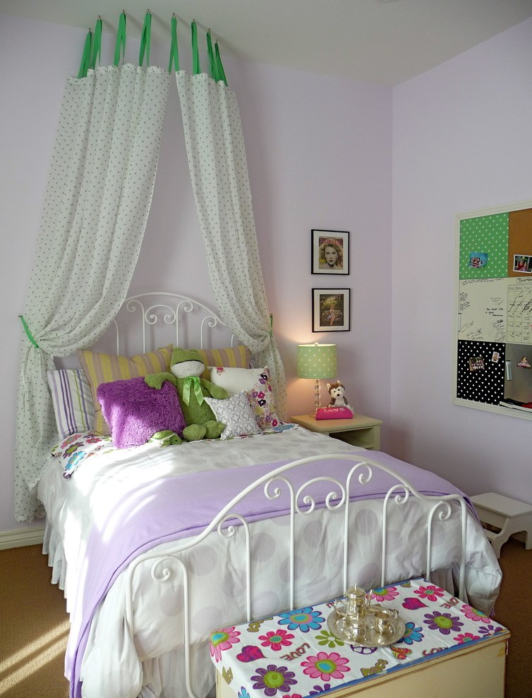 Kids Bed Wall Canopy