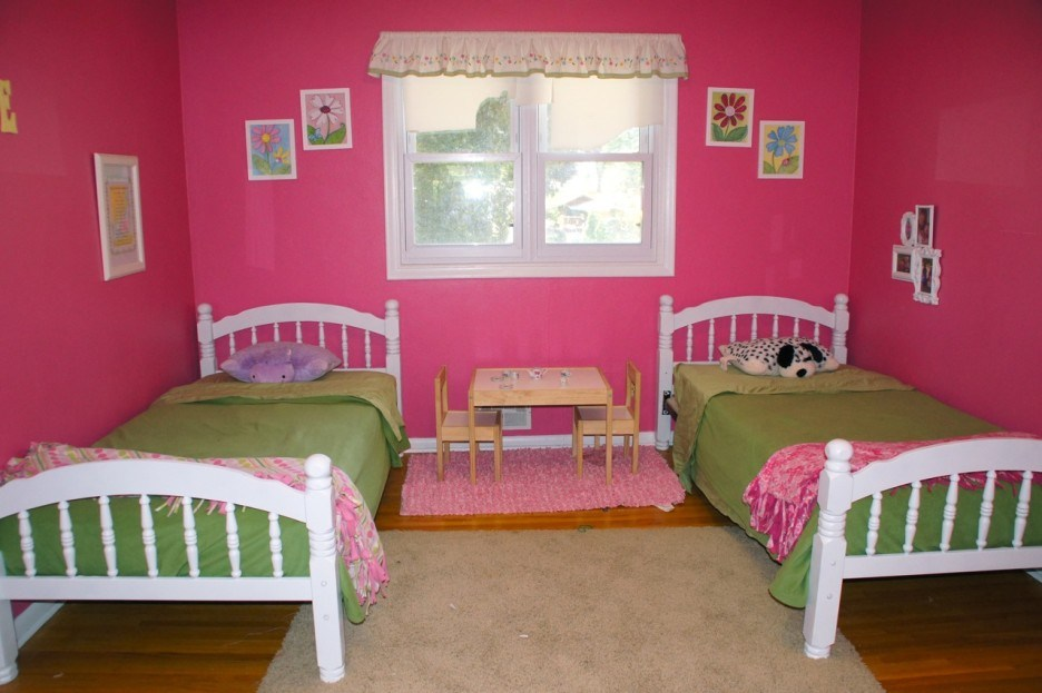 Kids Bedroom Boy And Girl