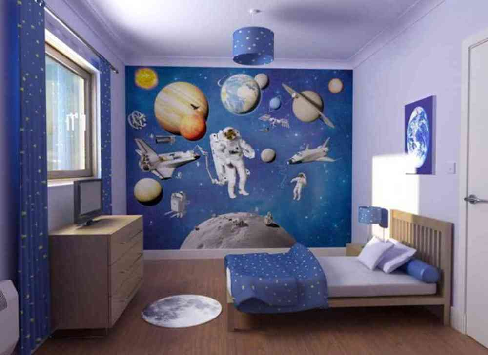 Kids Bedroom Decor Boys