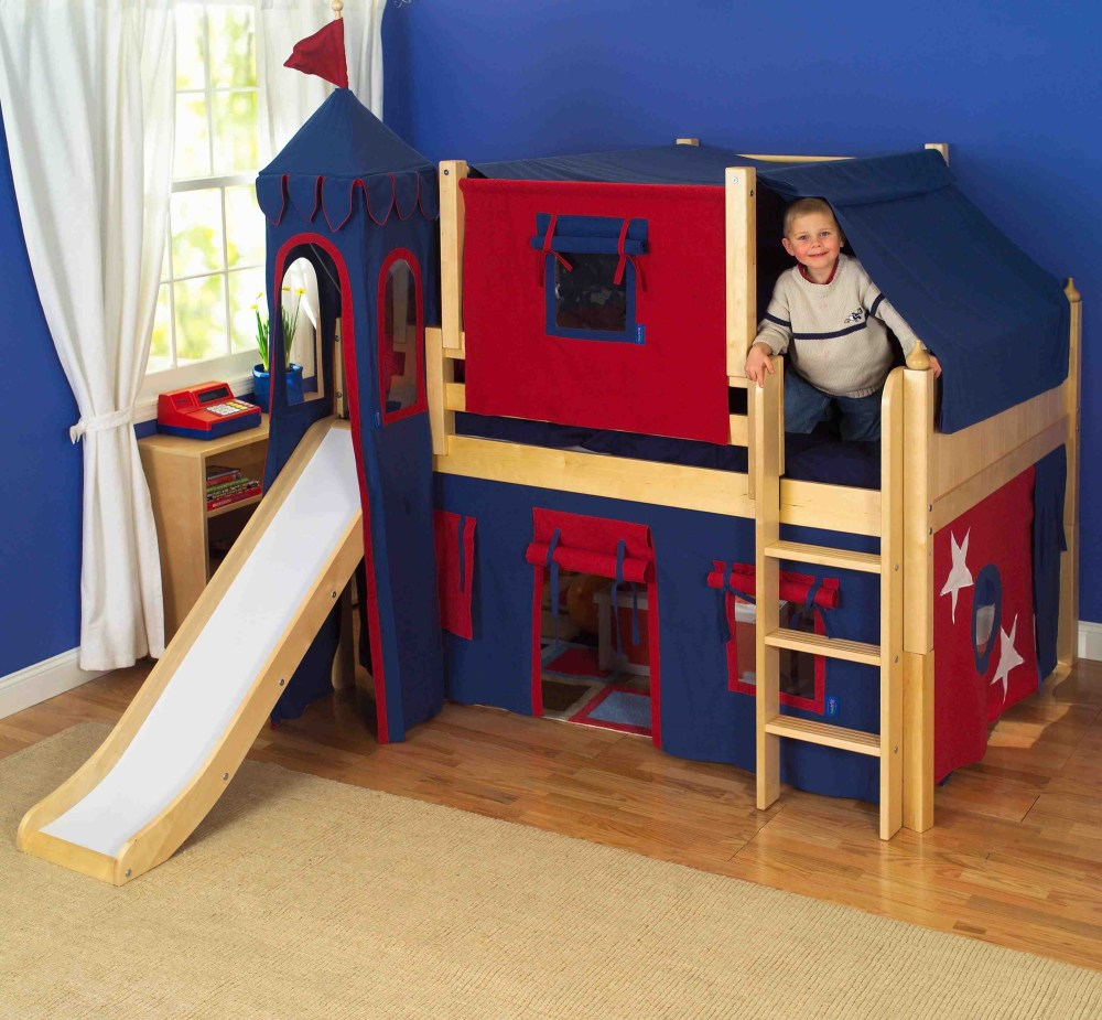 Kids Bedroom For Two Boys