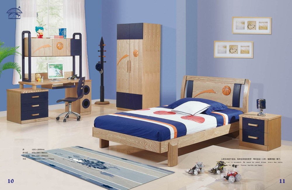 Kids Bedroom Furniture For Boys