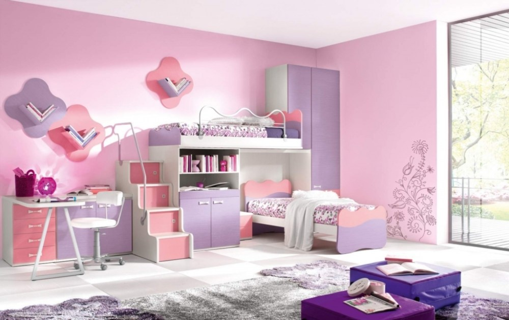 Kids Bedroom Ideas For Girls