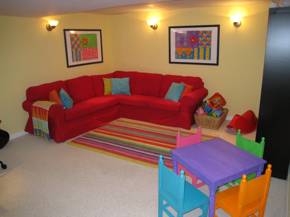 Kids Bedroom Sofa