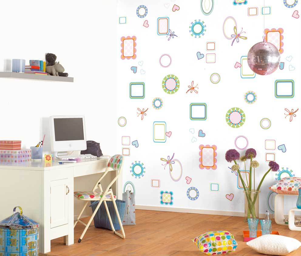 Kids Bedroom Wall Ideas