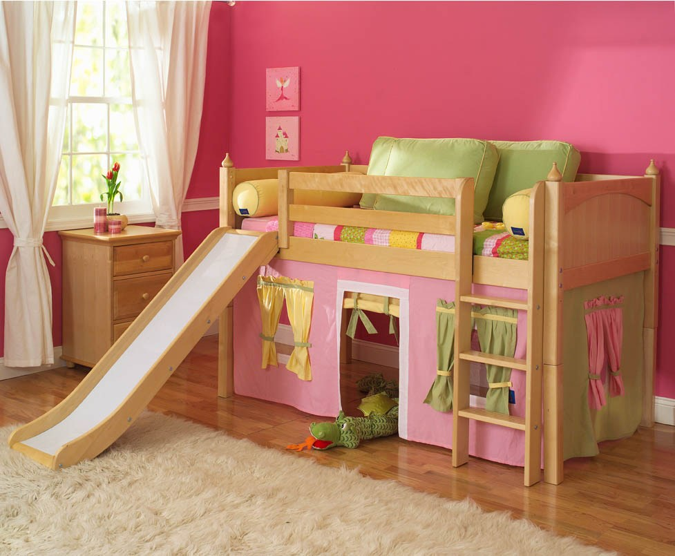 Kids Beds For Girls Bunk Bed