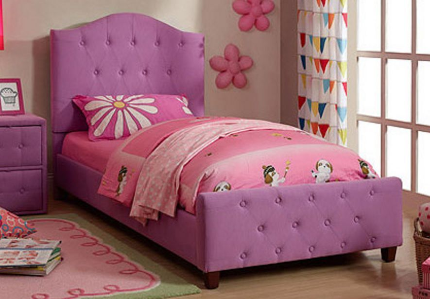 Kids Beds For Girls Purple